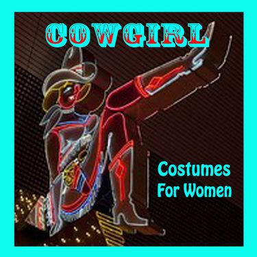 Cowgirl costumes for Halloween