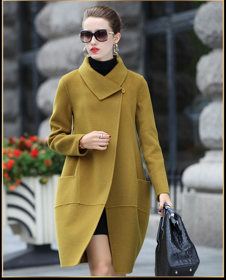The perfect colour coat