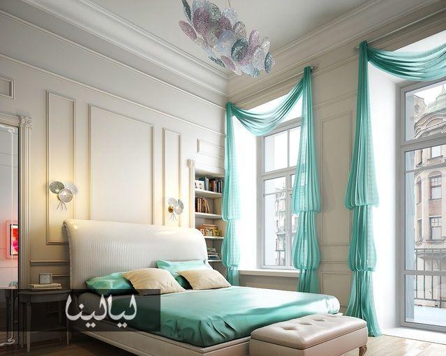 Die besten 25+ Türkis baby vorhänge Ideen auf Pinterest - schlafzimmer design ideen roche bobois