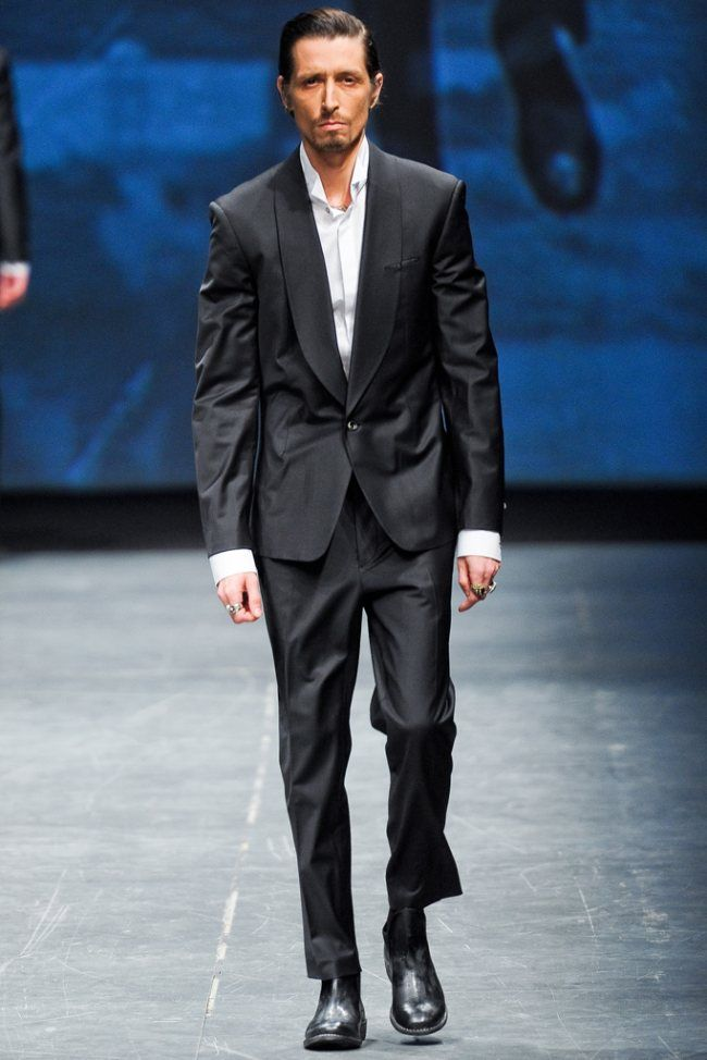 Diesel Latest Mens Fashion Suits Party Wear Formal Dresses Collection 2014-2015 (2)