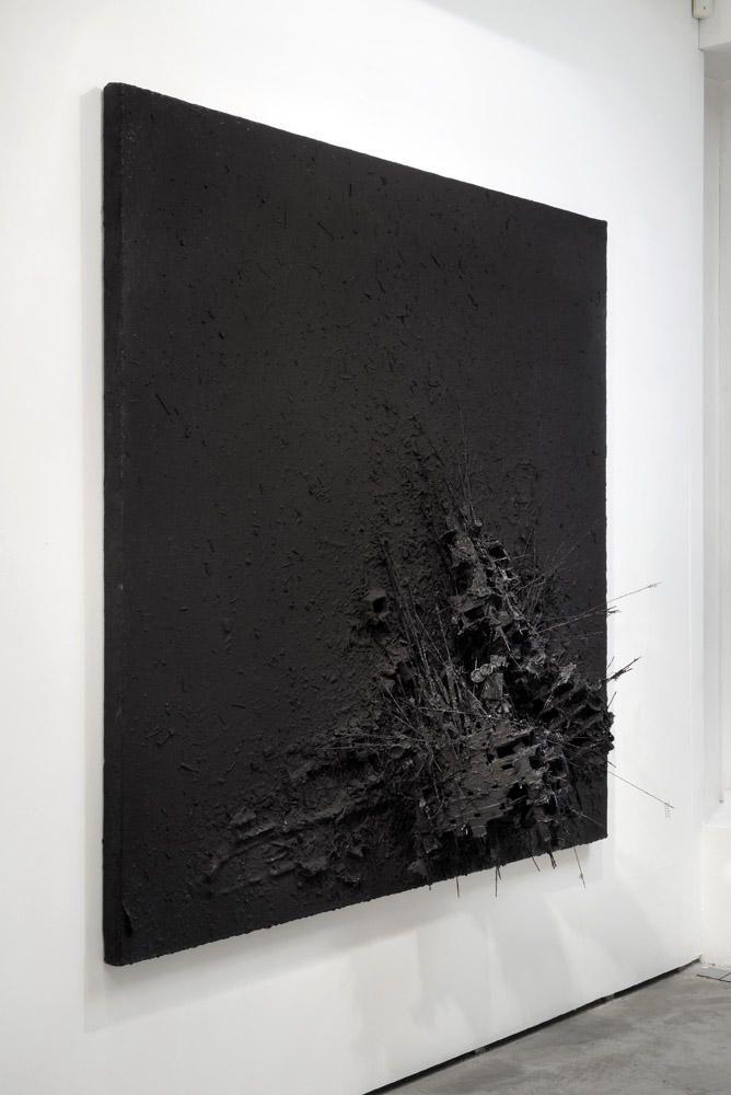 By Gerry Judah #art #black #3dimensional