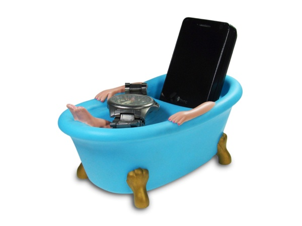 Woman In Bath Mobile Phone Holder ITEM NO.:HS 8031 Material. Office  AccessoriesPhone ...