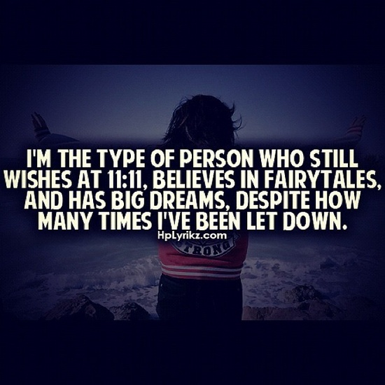 I don't wish at 11:11, but every thing else is true:)