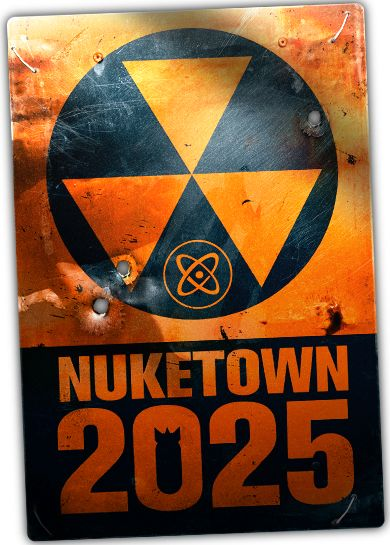 Call Of Duty Black Ops 2! Zombies looks awesome and NUKETOWN 2025?! man that's.. AWESOME TOO!!! Thank God I preordered it :3