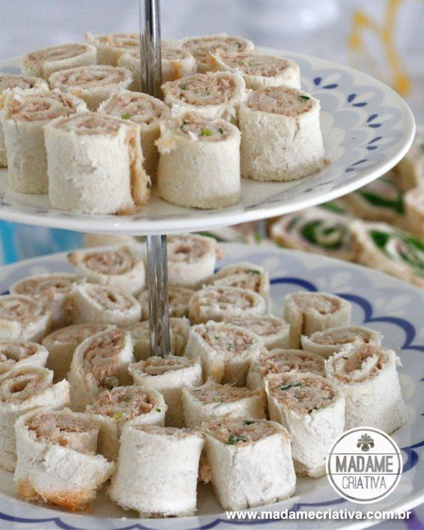 Receita enroladinho de atum -  Dicas de como fazer - Passo a passo com fotos - Tutorial with pictures - how to make tuna roll- DIY  - Madame Criativa - www.madamecriativa.com.br