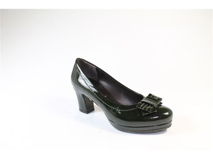 Calpierre DC043 Verdone | Decolte' | Donna | Cometa Outlet | Calzature e Accessori Uomo Donna Bambino Bambina | Alta Moda | Scarpe Online | Abbigliamento Online