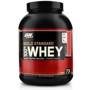 [CorpoPerfeito] Whey Protein Gold da Optimum 2268g - R$ 282,69