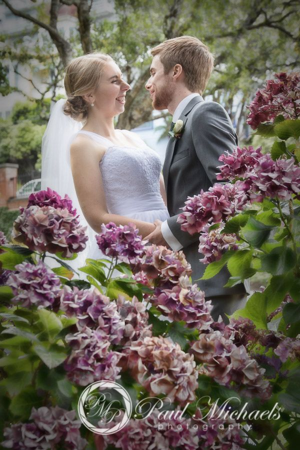 wedding photos at Wellington botanical gardens. New Zealand #wedding #photography. PaulMichaels of Wellington http://www.paulmichaels.co.nz/