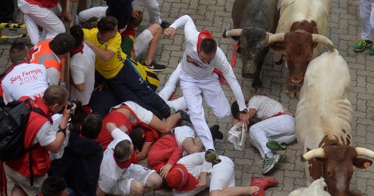Homem morre e dois ficam feridos em corridas de touros na Espanha