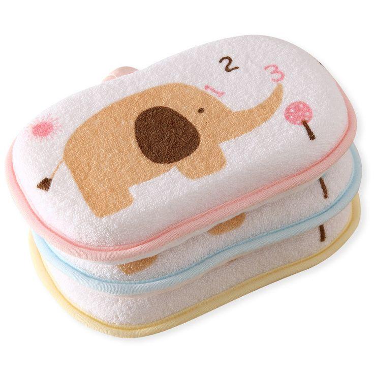 >> Click to Buy << Cotton baby Bath sponge Baby bath supplies Newborn baby bath sponge bath rub  BJWR-1 #Affiliate