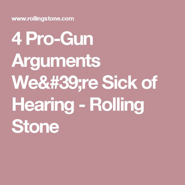 pro gun control essay titles Creating a decent thesis statement for a research paper on gun gun control can only have meant a change in the use of weapons used and research papers.
