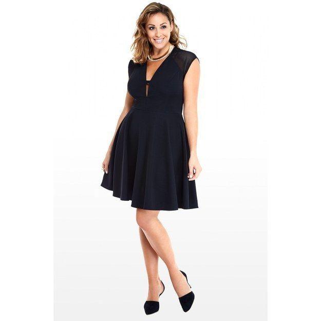 20 best images about little black dress on Pinterest | Illusion ...
