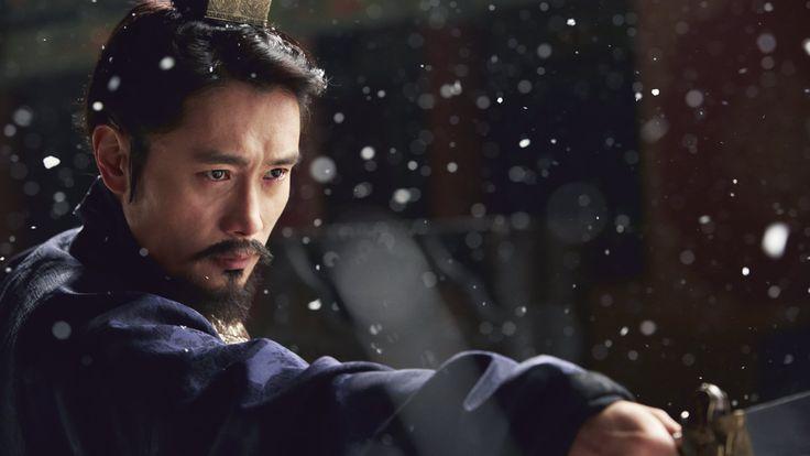 Memories of the Sword lee byung hun pretty good in this movie