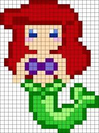 Ariel pixel art