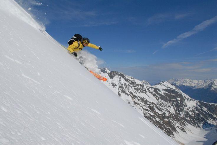 Jak moc musí skialpinista umět lyžovat? - HUDY blog