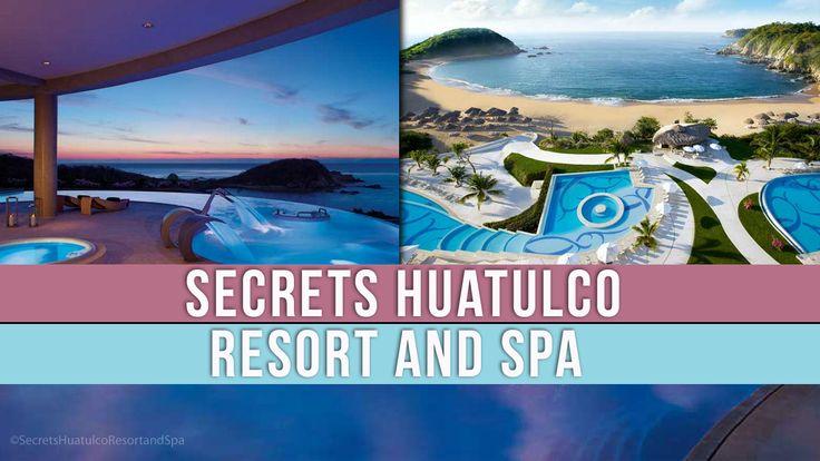 Secrets Resort and Spa Huatulco: todo incluido para adultos