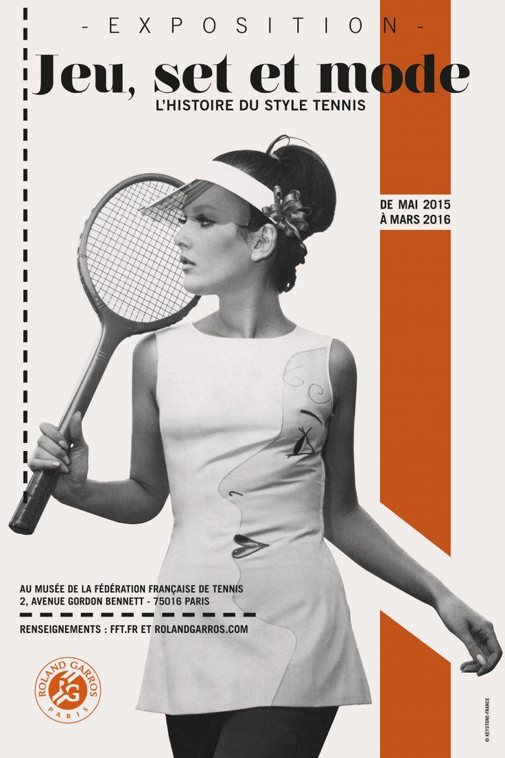 Roland Garros - Tennis museum - Thematic Exhibition | Fédération Française de Tennis