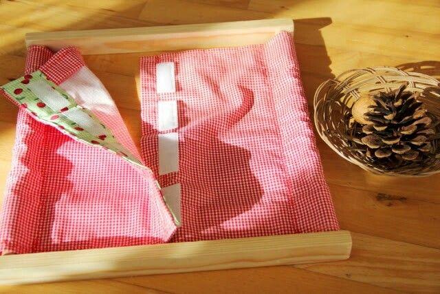Montessori Anziehrahmen selber machen