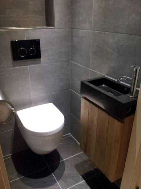 toiletmeubel teakhout