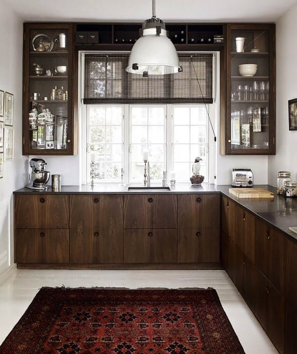 Kitchen Open Shelving Dust: 1000+ Ideas About Open Shelf Kitchen On Pinterest
