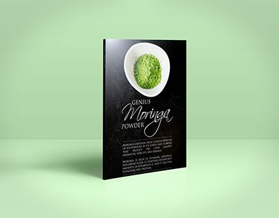 "Check out new work on my @Behance portfolio: ""Moringa Magazine""…"