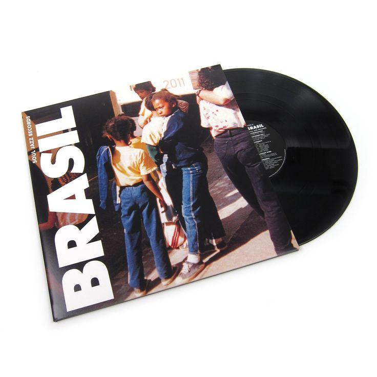Soul Jazz Records: Brasil Vinyl LP