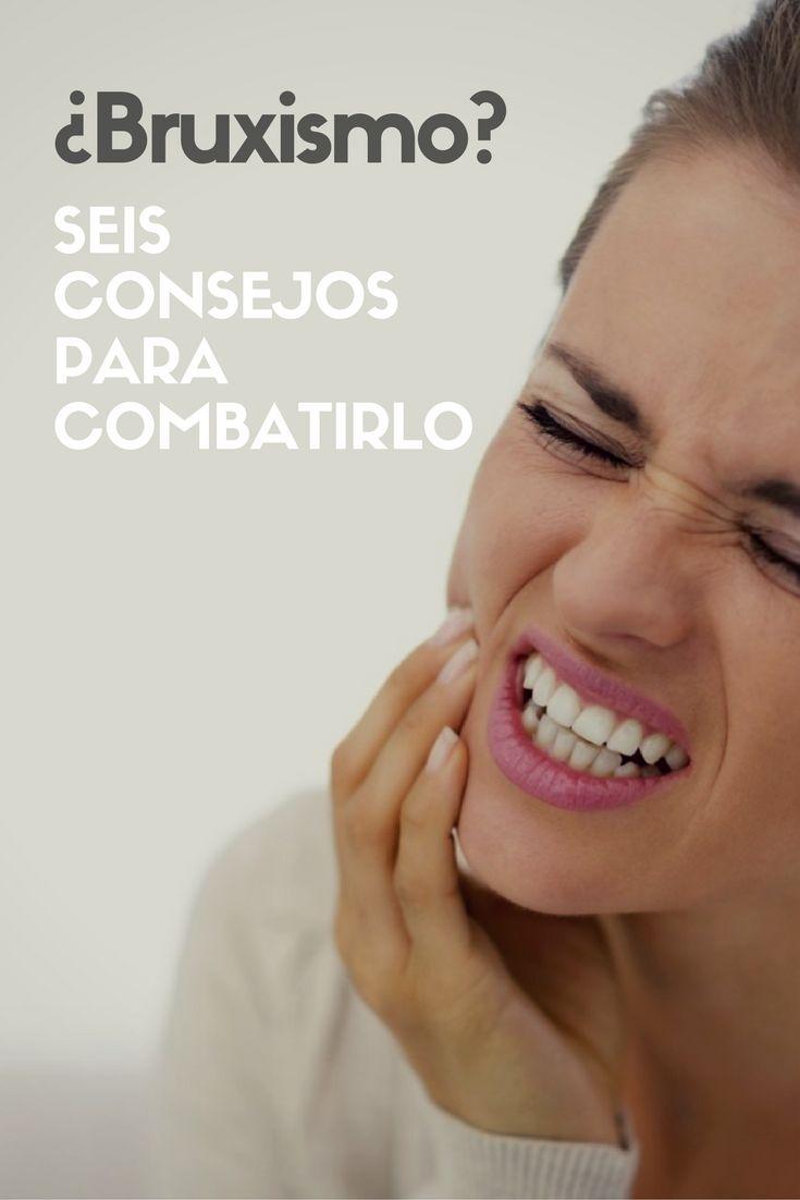 Bruxismo. Consejos de salud dental