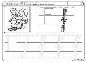 Abecedari en blanc:  Divertides fitxes en format PDF, una per cada lletra de l'abecedari, i proposta d'activitats de dificultat progressiva ...