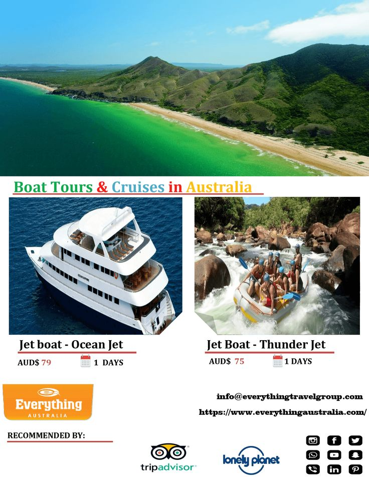 Cruising the stunning rivers, canals and estuaries of Australia's beautiful terrain will give you a true taste of the Aussie lifestyle.