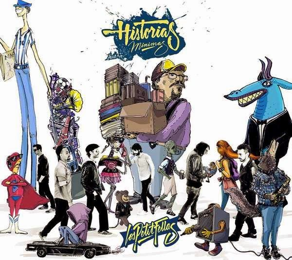 The Latin Rock Invasion: Los PetitFellas - Historias Minimas