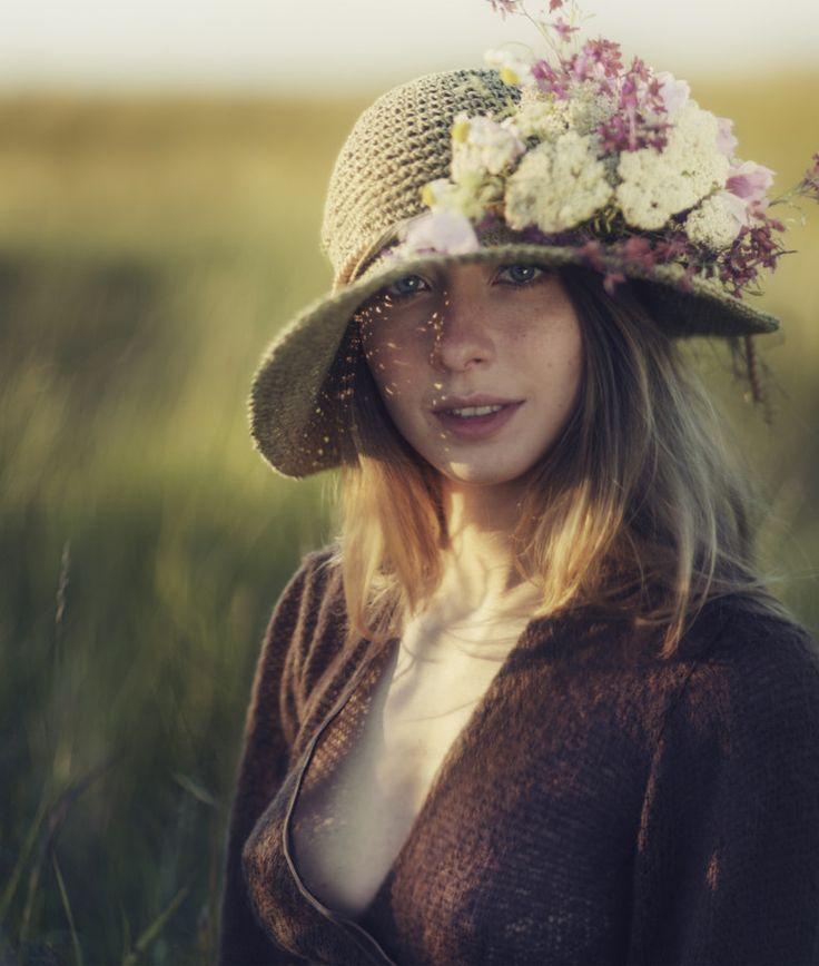 Just a summer portrait by David Dubnitskiy - Photo 219051159 / 500px
