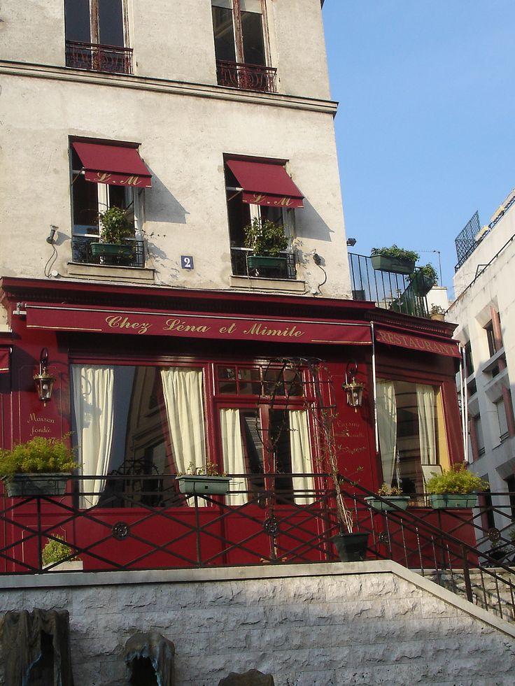 Visite de Mouffetard et d'un couvent. http://visite-guidee-paris.fr