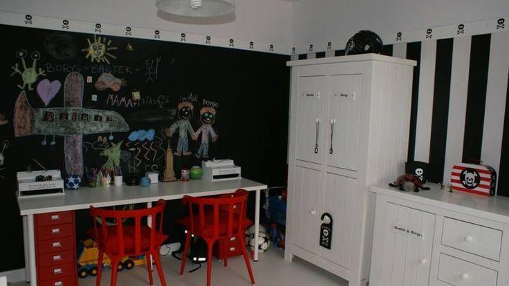 Pokój Borysa i Bartka/ Kolekcja Marsylia