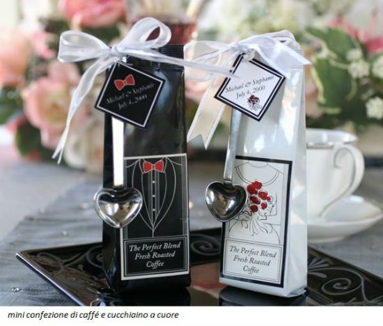 Bomboniere low cost: belle, utili e gustose