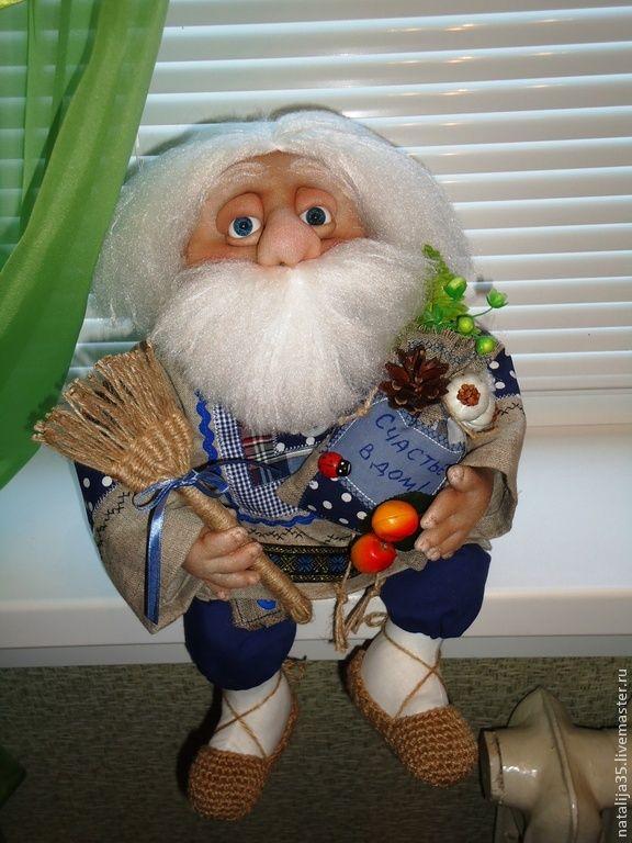 Кукла домовой сделан своими руками фото 327