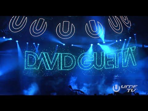 El mejor!!! The best!! David Guetta Miami Ultra Music Festival 2015 - YouTube