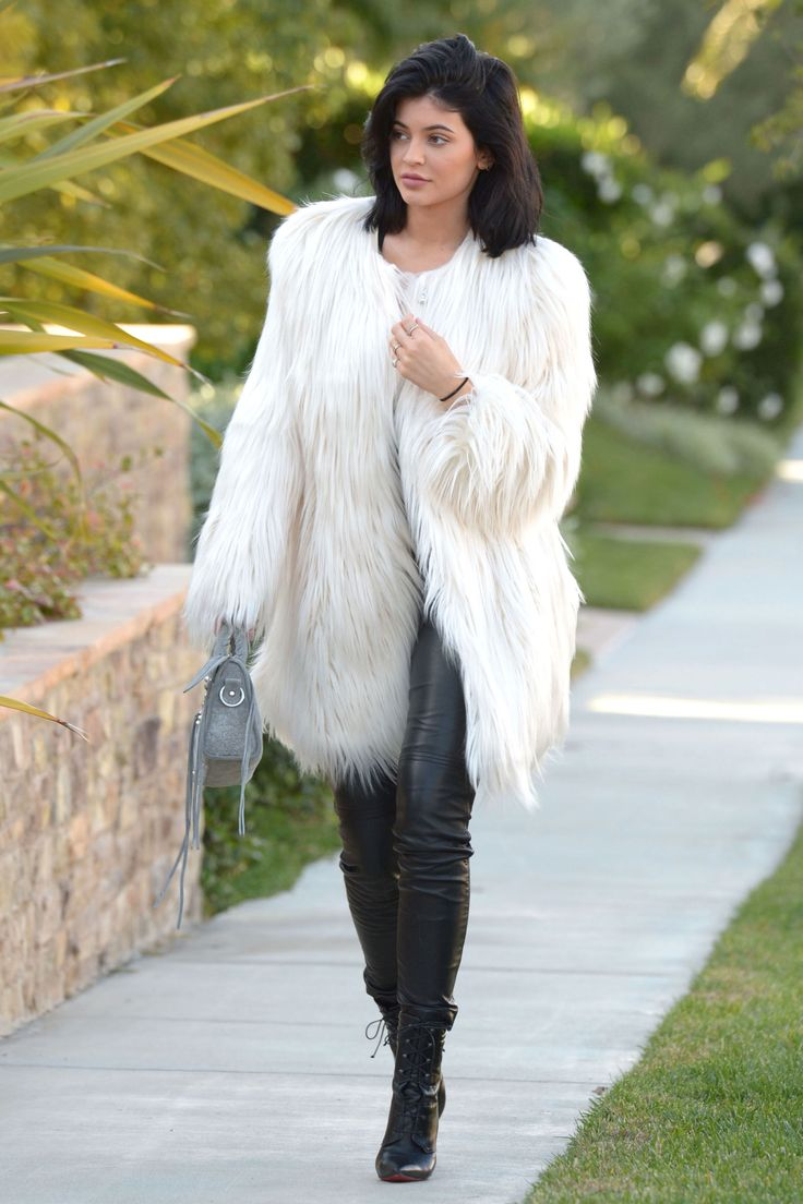 Kylie Jenner's Cheap Coat Is Exactly What Your Holiday