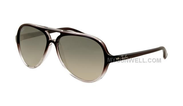 http://www.mysunwell.com/ray-ban-rb4125-cats-sunglasses-brown-frame-gray-gradient-lens-for-sale.html Only$25.00 RAY BAN RB4125 CATS SUNGLASSES BROWN FRAME GRAY GRADIENT LENS FOR SALE Free Shipping!