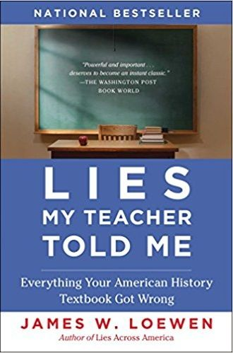 This History book is a great read. Every teacher and student should read it - very interesting