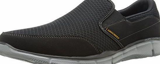Skechers Sketchers Mens Equalizer Persistent Low-Top Sneakers - Black (Black Grey), 9 UK No description (Barcode EAN = 0889110025932). http://www.comparestoreprices.co.uk/december-2016-week-1/skechers-sketchers-mens-equalizer-persistent-low-top-sneakers--black-black-grey--9-uk.asp