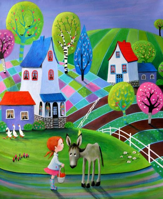 Iwona Lifsches- Illustration