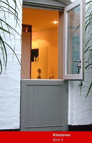 from frovin.de . dutch door . klöntüre .