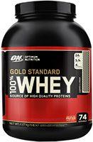 Optimum Nutrition 100% Whey Protein. Best price.