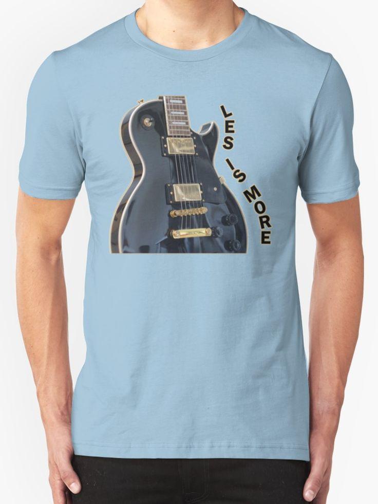 Les Is More-Les Paul Black Gibson Electric Guitar by Peter Kertesz