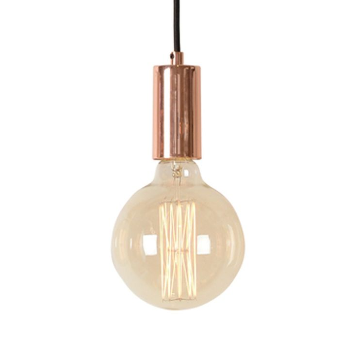 Every interior needs a light bulb moment, and that's where the Bristol comes in. With a choice of marble, metallic and concrete finishes, these textured tubular lights make the ideal design for smaller, industrial tinged spaces.