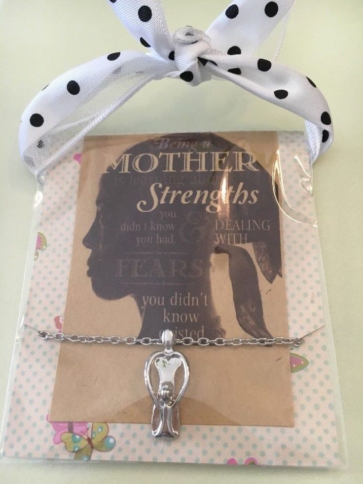 Mother Of One 1 Necklace Symbolic Gift, In Gift Package    eBay
