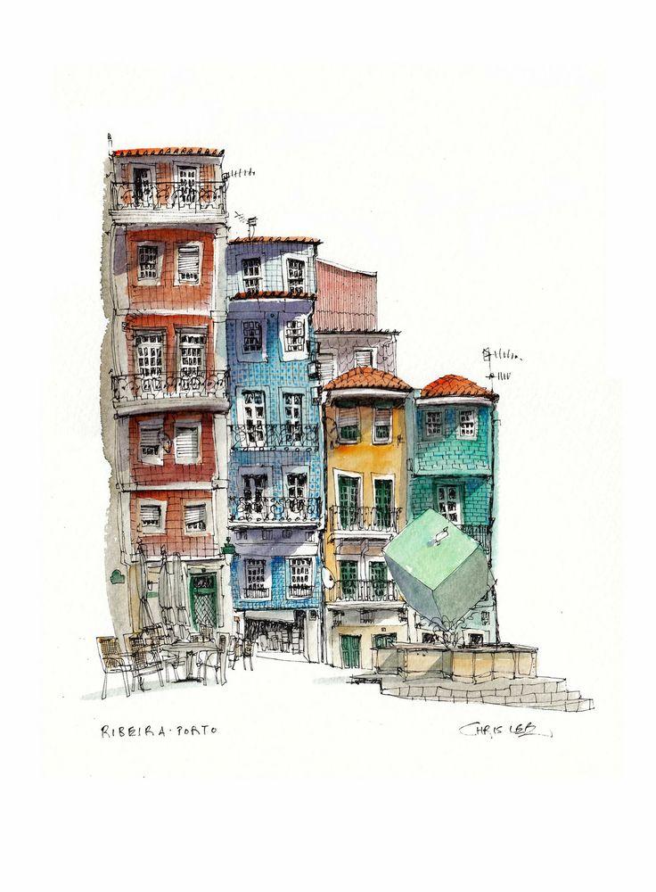 Ribeira, Porto | buy prints click here | Chris Lee | Flickr