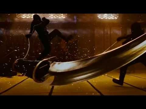 Ninja Assassin Trailer Awesome Movieeeeeee Loved It I Hope They