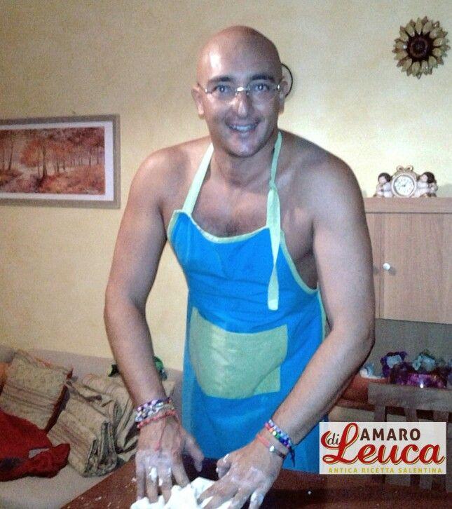 Saverio Scattaglia docente in tecnica del panzerotto in salento #salento #casarano #panzerotto #giallozafferano #scattaglia #leuca #bari #gallipoli
