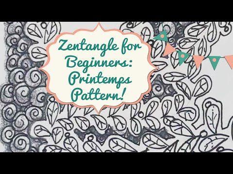 Zentangle®, der neue Trend aus den USA, verbindet Meditation (ZEN) mit freiem Zeichnen (tanglen) und ermöglicht so eine Atempause inmitten des hektischen All...